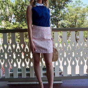 Pink Sweetheart Mini Skirt